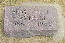 CAMPBELL, RUBY DELL - Black Hawk County, Iowa | RUBY DELL CAMPBELL