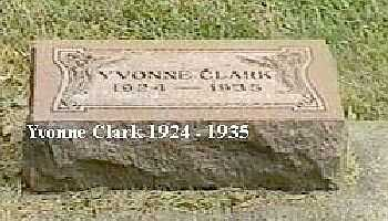 CLARK, YVONNE - Black Hawk County, Iowa | YVONNE CLARK
