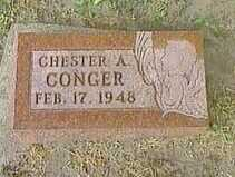 CONGER, CHESTER A. - Black Hawk County, Iowa | CHESTER A. CONGER