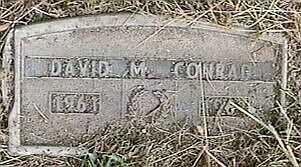 CONRAD, DAVID M. - Black Hawk County, Iowa   DAVID M. CONRAD