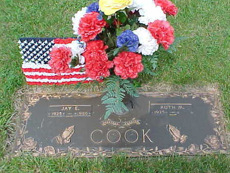 COOK, JAY E. JR. - Black Hawk County, Iowa | JAY E. JR. COOK
