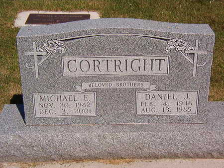 CORTRIGHT, MICHAEL F. - Black Hawk County, Iowa | MICHAEL F. CORTRIGHT