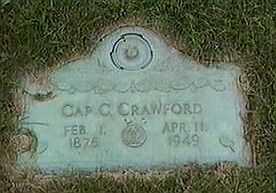 CRAWFORD, CAP. C. - Black Hawk County, Iowa | CAP. C. CRAWFORD