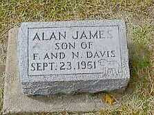 DAVIS, ALAN - Black Hawk County, Iowa | ALAN DAVIS
