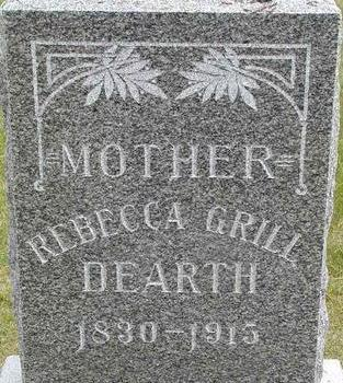 DEARTH, REBECCA - Black Hawk County, Iowa | REBECCA DEARTH