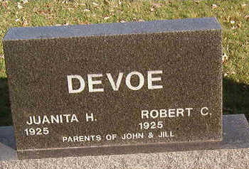 DEVOE, ROBERT C. - Black Hawk County, Iowa | ROBERT C. DEVOE