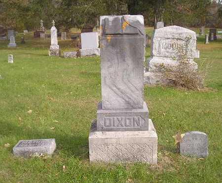 DIXON, FAMILY - Black Hawk County, Iowa | FAMILY DIXON