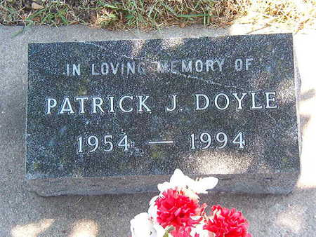 DOYLE, PATRICK J. - Black Hawk County, Iowa | PATRICK J. DOYLE