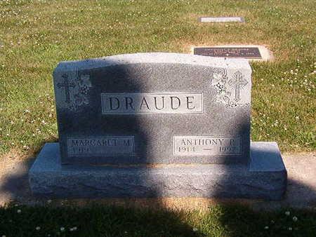 DRAUDE, ANTHONY P. - Black Hawk County, Iowa | ANTHONY P. DRAUDE