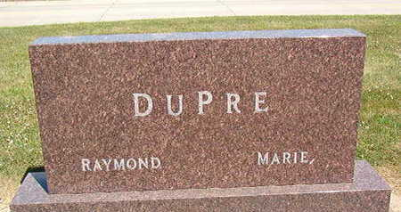 DUPRE, MARIE - Black Hawk County, Iowa | MARIE DUPRE