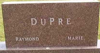 DUPRE, RAYMOND - Black Hawk County, Iowa | RAYMOND DUPRE