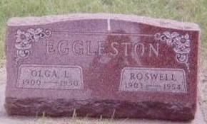 EGGLESTON, OLGA - Black Hawk County, Iowa | OLGA EGGLESTON