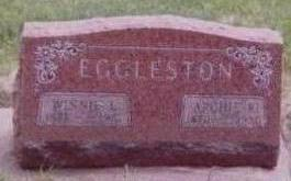EGGLESTON, WINNIE - Black Hawk County, Iowa | WINNIE EGGLESTON