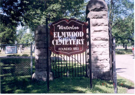 ELMWOOD, CEMETERY - Black Hawk County, Iowa | CEMETERY ELMWOOD