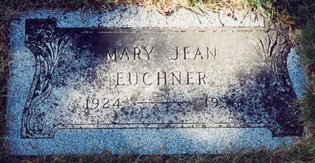 EUCHNER, MARY JEAN - Black Hawk County, Iowa | MARY JEAN EUCHNER