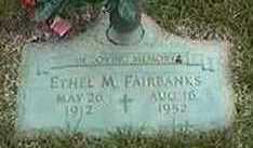 FAIRBANKS, ETHEL M. - Black Hawk County, Iowa | ETHEL M. FAIRBANKS