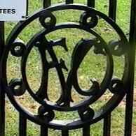 FAIRVIEW, FRONT GATES - Black Hawk County, Iowa   FRONT GATES FAIRVIEW