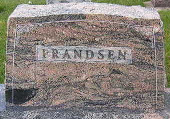 FAMILY STONE, FRANDSEN - Black Hawk County, Iowa | FRANDSEN FAMILY STONE