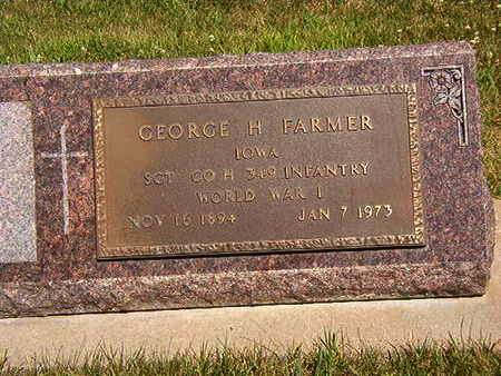 FARMER, GEORGE H. - Black Hawk County, Iowa | GEORGE H. FARMER