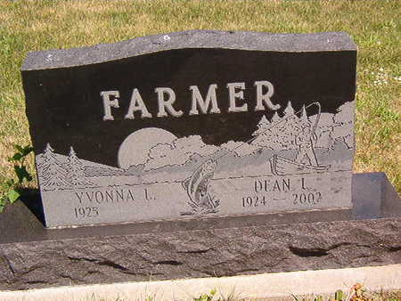 FARMER, YVONNA L. - Black Hawk County, Iowa | YVONNA L. FARMER