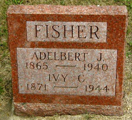 FISHER, ADELBERT J. - Black Hawk County, Iowa | ADELBERT J. FISHER