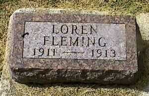 FLEMING, LOREN - Black Hawk County, Iowa | LOREN FLEMING