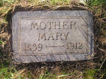 FORD, MARY - Black Hawk County, Iowa | MARY FORD