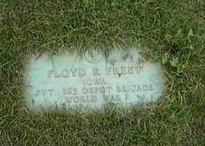 FREET, FLOYD R. - Black Hawk County, Iowa | FLOYD R. FREET