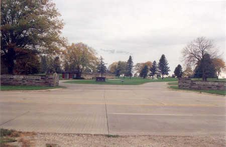 GARDEN OF MEMORIES, CEMETERY - Black Hawk County, Iowa | CEMETERY GARDEN OF MEMORIES