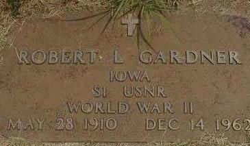 GARDNER, ROBERT - Black Hawk County, Iowa | ROBERT GARDNER