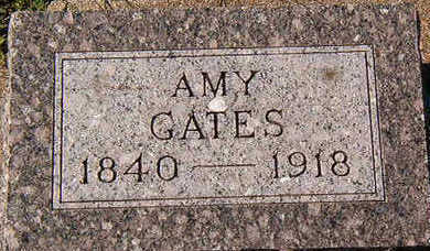 GATES, AMY - Black Hawk County, Iowa | AMY GATES