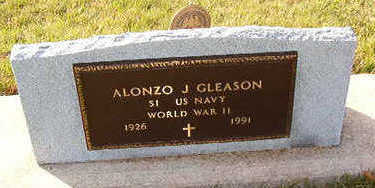 GLEASON, ALONZO J. - Black Hawk County, Iowa | ALONZO J. GLEASON