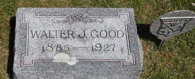 GOOD, WALTER J. - Black Hawk County, Iowa | WALTER J. GOOD