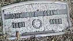 GRANT, JOHN A. - Black Hawk County, Iowa | JOHN A. GRANT