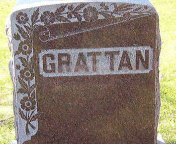 GRATTAN, FAMILY STONE - Black Hawk County, Iowa | FAMILY STONE GRATTAN
