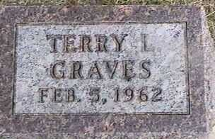 GRAVES, TERRY L. - Black Hawk County, Iowa | TERRY L. GRAVES