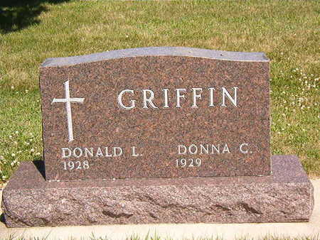 GRIFFIN, DONALD L. - Black Hawk County, Iowa | DONALD L. GRIFFIN