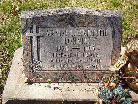 GRIFFITH, ARNIM L. - Black Hawk County, Iowa | ARNIM L. GRIFFITH