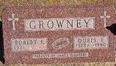 GROWNEY, ROBERT E. - Black Hawk County, Iowa | ROBERT E. GROWNEY