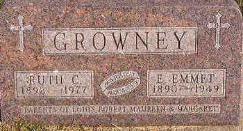 GROWNEY, RUTH C. - Black Hawk County, Iowa | RUTH C. GROWNEY