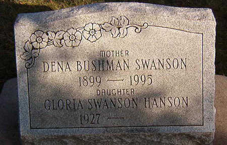 SWANSON HANSON, GLORIA - Black Hawk County, Iowa | GLORIA SWANSON HANSON