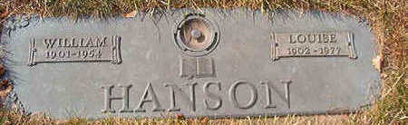 HANSON, WILLIAM - Black Hawk County, Iowa | WILLIAM HANSON