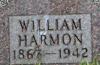 HARMON, WILLIAM - Black Hawk County, Iowa | WILLIAM HARMON