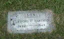 HARTMAN, CLIFFORD C. - Black Hawk County, Iowa | CLIFFORD C. HARTMAN
