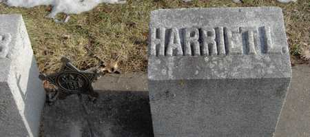 HEWITT, HARRIET L. - Black Hawk County, Iowa | HARRIET L. HEWITT