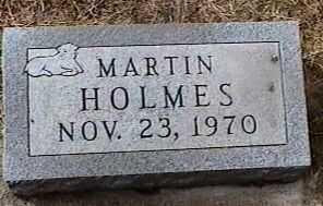 HOLMES, MARTIN - Black Hawk County, Iowa | MARTIN HOLMES