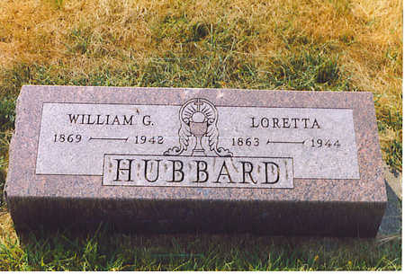 HUBBARD, WILLIAM G. - Black Hawk County, Iowa | WILLIAM G. HUBBARD