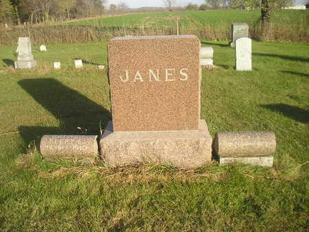 JANES, ELERY L - Black Hawk County, Iowa | ELERY L JANES