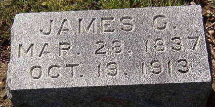 JARVIS, JAMES G. - Black Hawk County, Iowa | JAMES G. JARVIS
