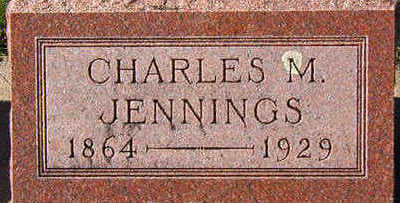 JENNINGS, CHARLES M. - Black Hawk County, Iowa | CHARLES M. JENNINGS